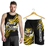 Combo Men Tank Top and Men Short Richmond Tigers