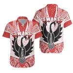 Sydney Hawaiian Shirt Indigenous Swans