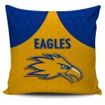 Eagles Pillow Cover West Coast - Gold K8