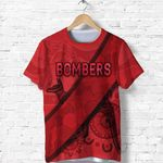 Essendon T Shirt Indigenous Bombers - Red