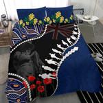 Anzac Bedding Set, Aboriginal Maori K5