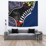 Anzac Tapestry, Aboriginal Maori K5