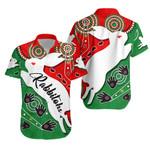 Rabbitohs Forever Hawaiian Shirt Indigenous K4