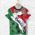 Rabbitohs Forever T Shirt Indigenous | Rugbylife.co