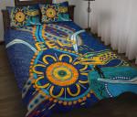 Parramatta Quilt Bed Set Eels Indigenous K4