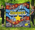 Cowboys Indigenous Premium Quilt K4