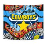 Cowboys Indigenous Tapestry K4