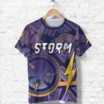 Storm T Shirt Simple Indigenous