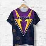 Storm T Shirt Indigenous Artsy Style