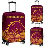 Brisbane Luggage Covers Broncos Indigenous