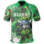 Canberra Polo Shirt Raiders Indigenous 2 TH5