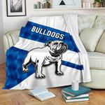 Bulldogs Premium Blanket Sporty Style K8