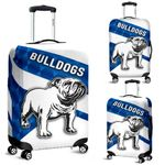 Bulldogs Luggage Covers Sporty Style K8