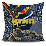 Cowboys Pillow Cover Unique Indigenous K8