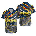 Cowboys Hawaiian Shirt Unique Indigenous