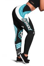We Are Port Adelaide Women Leggings Power