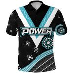 We Are Port Adelaide Polo Shirt Power