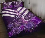 Fremantle Quilt Bed Set Dockers Indigenous Freo
