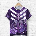 Fremantle T Shirt Dockers Indigenous Freo