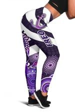 Fremantle Women Leggings Dockers Indigenous Fre