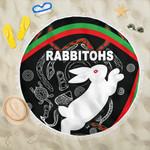 Rabbitohs Beach Blanket Indigenous Mystery Vibes K8