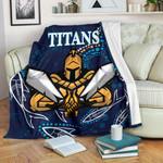 Gold Coast Premium Blanket Titans Gladiator Indigenous K8