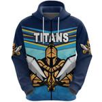 Gold Coast Zip Hoodie Titans Gladiator