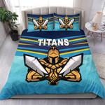 Gold Coast Bedding Set Titans Gladiator