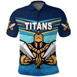 Gold Coast Polo Shirt Titans Gladiator