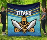 Gold Coast Premium Quilt Titans Gladiator