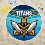 Gold Coast Beach Blanket Titans Gladiator K8