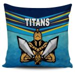 Gold Coast Pillow Cover Titans Gladiator K8