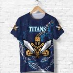Gold Coast T Shirt Titans Gladiator Indigenous