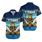 Gold Coast Hawaiian Shirt Titans Gladiator