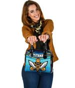 Gold Coast Shoulder Handbag Titans Gladiator K8