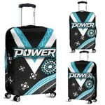 We Are Port Adelaide Luggage Covers Power