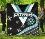 We Are Port Adelaide Premium Quilt Power