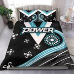 We Are Port Adelaide Bedding Set Power