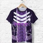 Fremantle T Shirt Dockers Simple Indigenous Freo