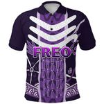 Fremantle Polo Shirt Dockers Simple Indigenous Freo
