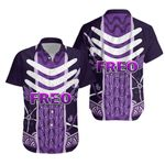 Fremantle Hawaiian Shirt Dockers Simple Indigenous Freo