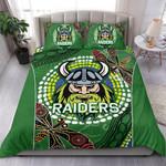 Raiders Bedding Set Aboriginal