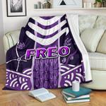 Fremantle Premium Blanket Dockers Simple Indigenous Freo