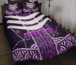 Fremantle Quilt Bed Set Dockers Simple Indigenous Freo