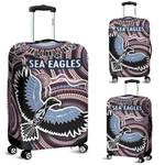 Warringah Luggage Covers Sea Eagles Indigenous K8