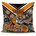 Wests Pillow Cover Tigers Indigenous K8
