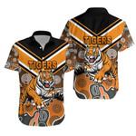 Wests Hawaiian Shirt Tigers Indigenous