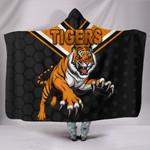 Wests Hooded  Blanket Tigers K8
