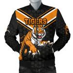 Wests Bomber Jacket For Men Tigers K8