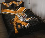 Wests Quilt Bed Set Tigers
